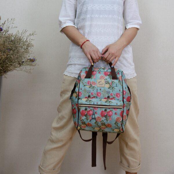 u372 素色中開口後背包 雨朵防水包 雨朵water-proof bag bag 30
