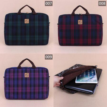 15.6吋 U230 格紋15.6吋電腦包 雨朵防水包 雨朵water-proof bag bag 26